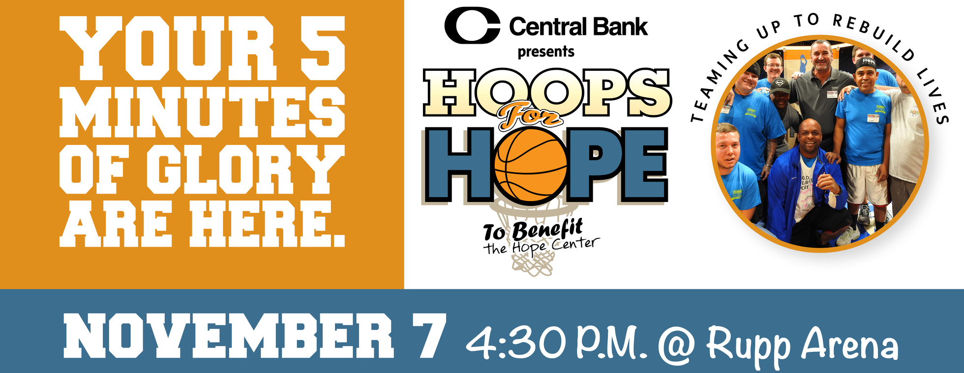 2019 Central Bank Hoops for Hope